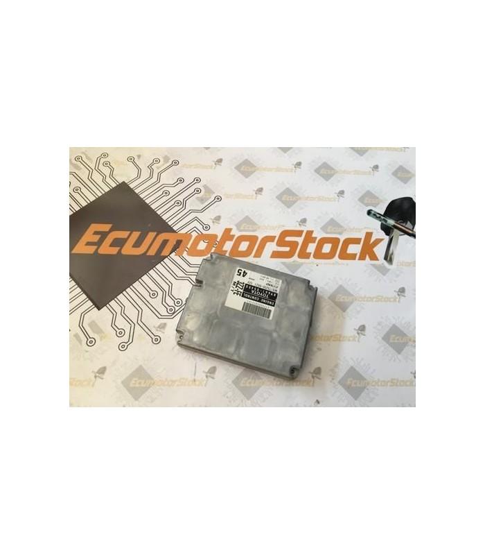 ECU MOTOR  275800-6300 2758006300 RF5W 18 881A
