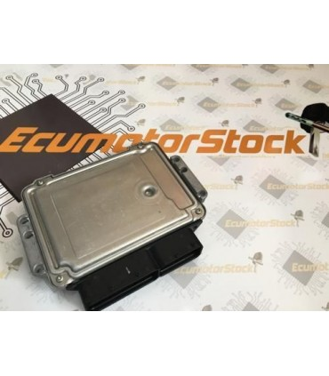 ELECTRONIC CONTROL UNIT ( ECU ) KIA HYUNDAI 0 281 017 173 0281017173 39111-2A411 391112A411