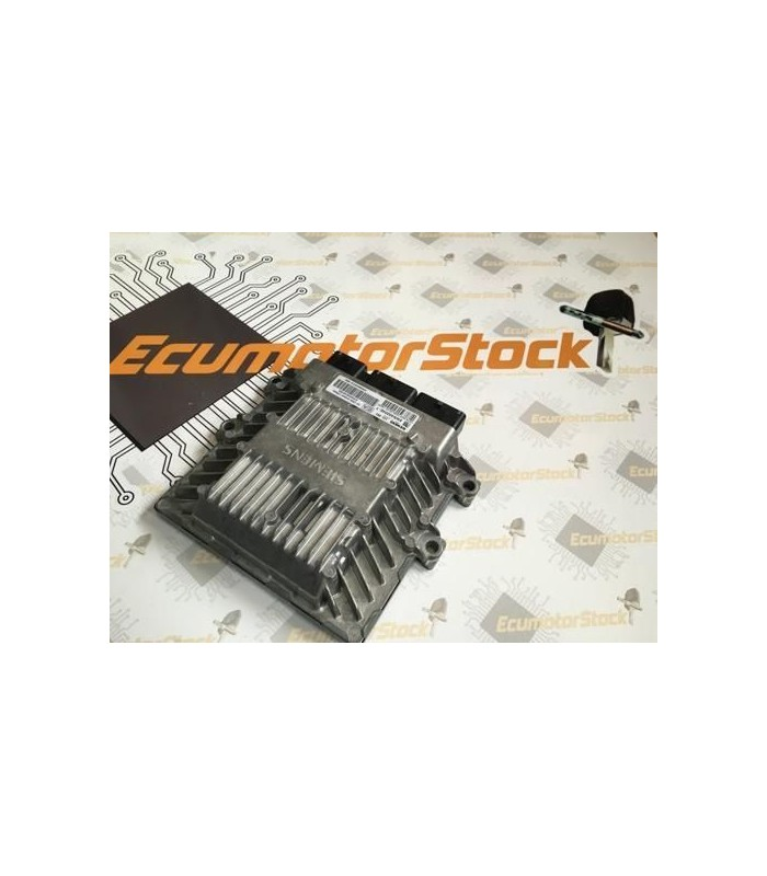 CENTRALITA MOTOR ECU 5WS40068C-T  5WS40068CT  SID804  SW9652888580