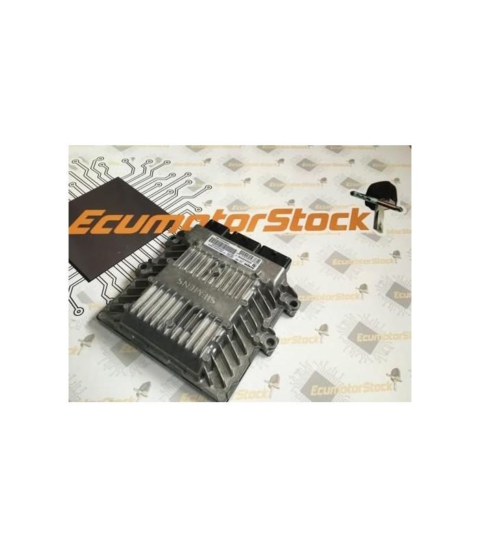 CITROEN C3 1.4 5WS40021F-T 5WS40021FT SID802 SW9647202380