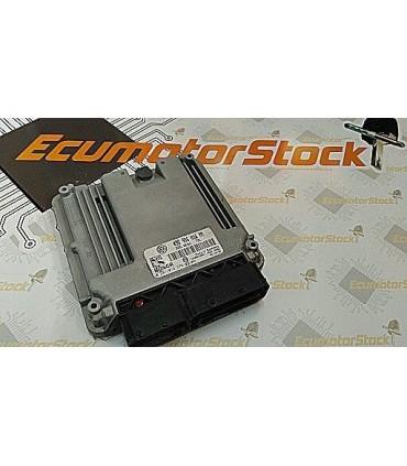 CENTRALITA MOTOR EC0281013828 0 281 013 828 4F5910401D 4F5 910 401 D