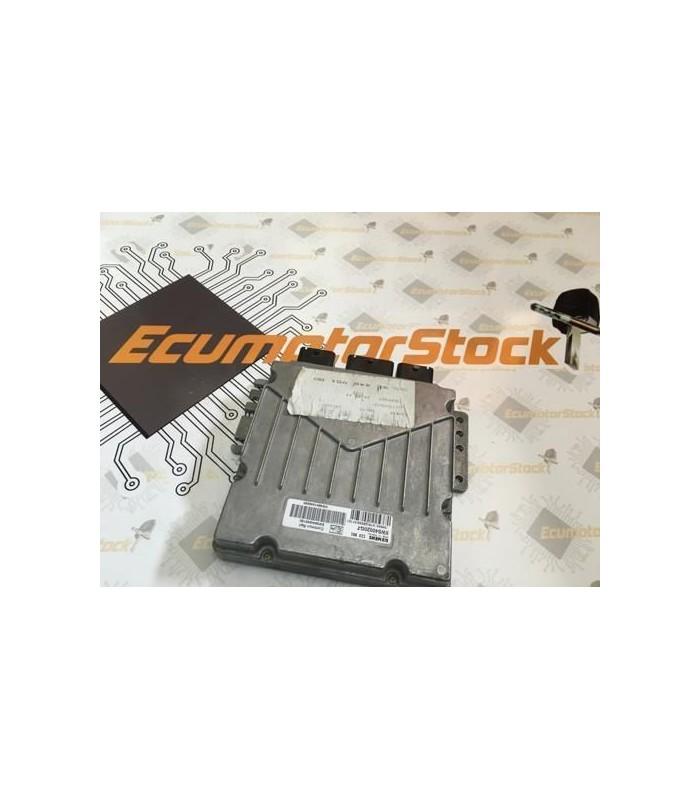 CENTRALITA MOTOR ECU 5WS40036D-T  5WS40036DT  SID801  SW9649063480