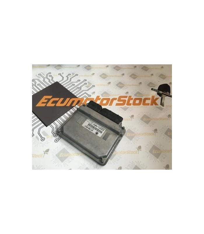 CENTRALITA MOTOR ECU 5WP40156 02 5WP4015302 06A 906 033 BG 06A906033BG