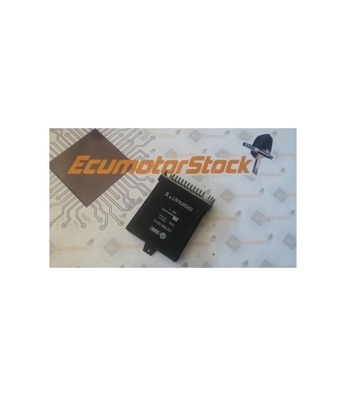CENTRALITA MOTOR ECU 030 906 022 D 030906022D