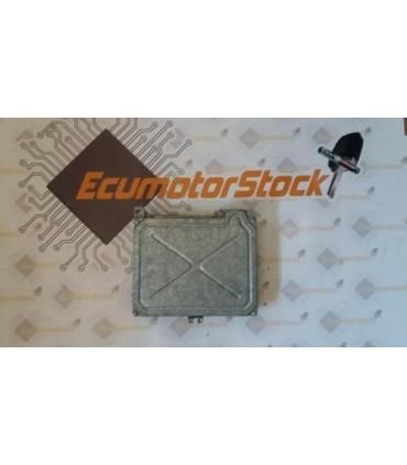 ELEKTRONISCHE STEUEREINHEIT ( ECU )  RENAULT CLIO S100805101L S 100805101 L