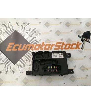 ELECTRONIC CONTROL UNIT ( ECU ) OPEL CORSA D 13279900LA28153001 FUSE BOX