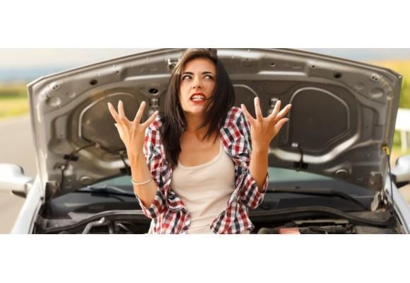 Sintomas que indican un fallo en la centralita del coche.