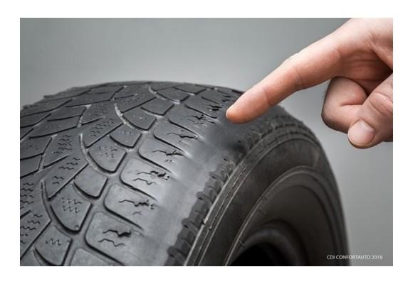 Presion de los neumaticos: ¿Sabes cual es la adecuada para tu coche?