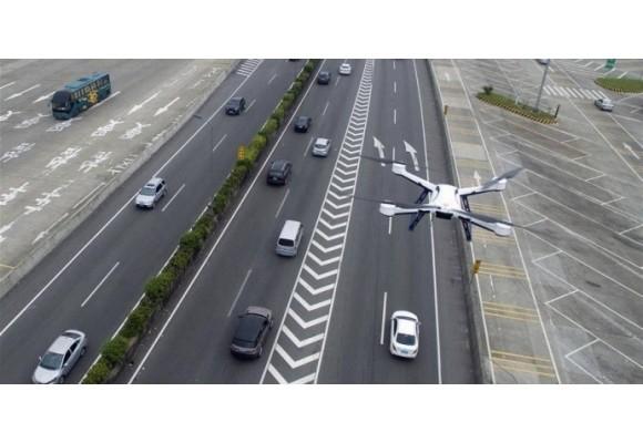 2018: El año en el que seremos controlados por drones ( De la DGT)